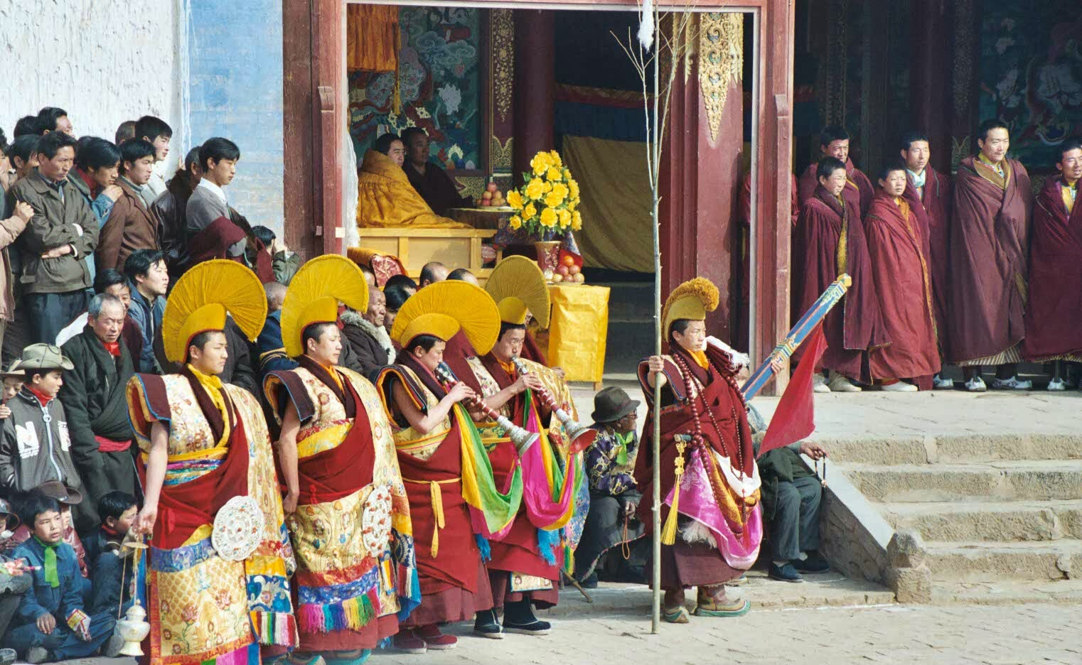 losar pageant